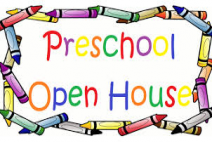 Open House - January 21, 2019 6:00- 7:30